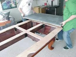 Pool table moves in Minnetonka Minnesota